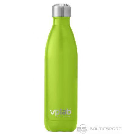VPlab Tērauda termopudele dzērieniem - 500 ml / Zaļa