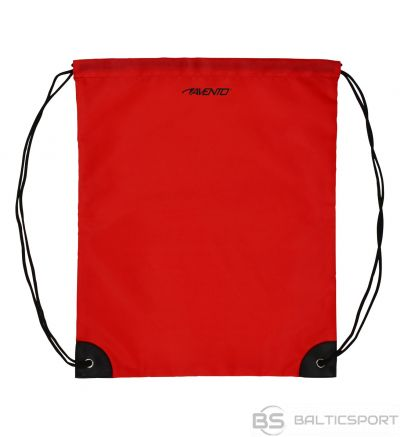 Schreuderssport Backpack with drawstrings AVENTO 21RZ Red