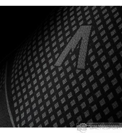 Vīriešu termoaktīvais sporta krekls Alpinus Active Base Layer melni pelēks GT43189 / M