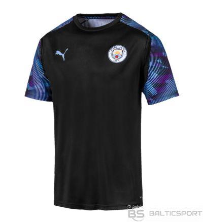 Puma Manchester City FC Training 755798 17 krekls / Melna / S