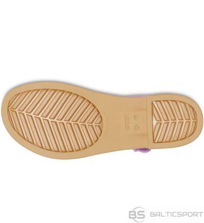 Crocs sandales sievietes tulum sandales violets 206107 5P / 39-40