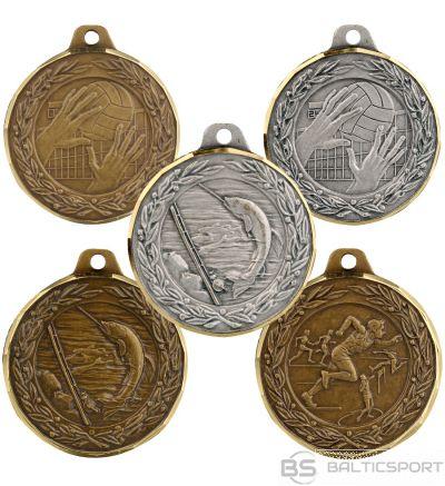 Tryumf Disciplīnas dimanta medaļa / sajaukums / zelts / sudrabs / bronza