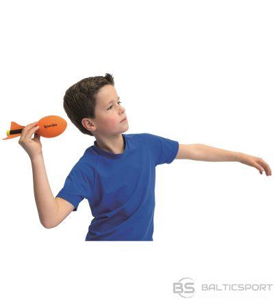 Mini torpedo bumba - šķēps - raķete - mešanai, piemērots bērniem