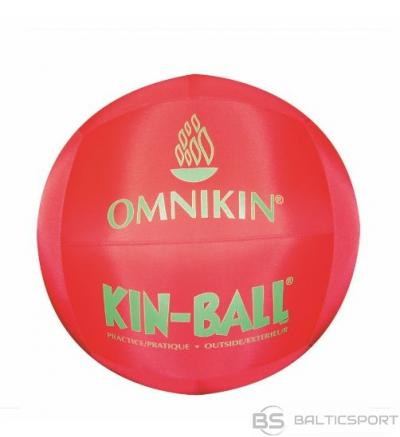 Omnikin KIN – BALL outdoor - sarkans