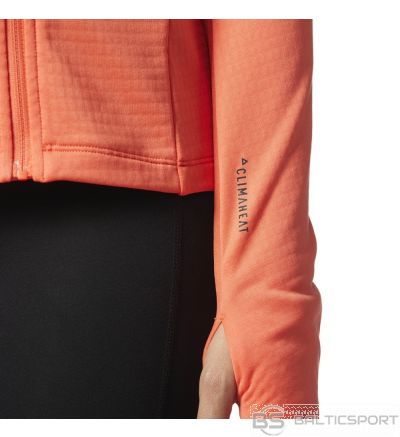 Džemperis adidas ClLMHT SN Wrap W BQ3915 / różowy / L
