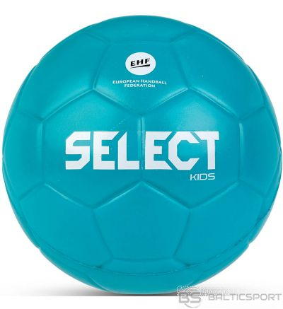 Handball Select Foam Kids IV 0 mini 47cm EHF tirkīza 10137/0