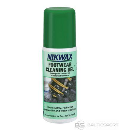 BS Nikwax apavu tīrīšanas 125ml NI-17 sūklis
