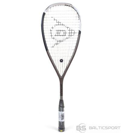 Squash racket Dunlop BLACKSTORM TITANIUM SLS 5.0 130 Official racket of PSA World Tour intermediate