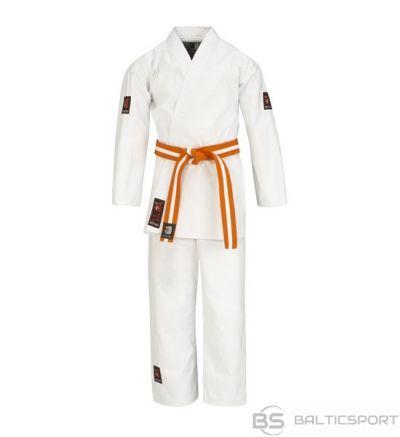 Karate suit Matsuru ALLROUND EXTRA 65% polyester and 35% cotton 140 cm white