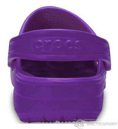 Crocs dla dzieci Crocband Classic Clog K Kids fioletowe 204536 57H / 32-33