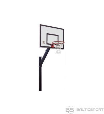 Sureshot Sure shot Strītbola/ basketbola grozs Euro Court - kvadrātveida balsts betonējams
