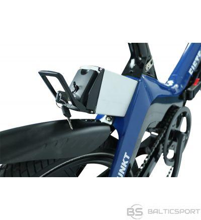 Blaupunkt Fiete 500, E-Bike, 250 W, 20 '', 25 km/h, Blue/Black