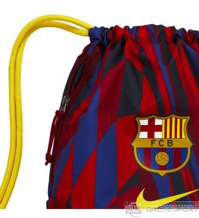 Nike FC Barcelona Stadium Gym Sack CK6645 620 / multikolor /