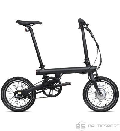 Xiaomi Mi Smart Electric Folding Bike, 250 W, 16 '', 25 km/h, Black