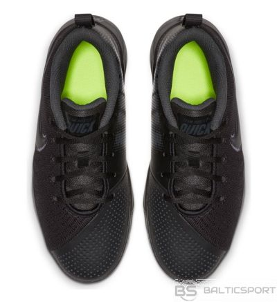 Nike Team Hustle Quick 2 AT5298 001 / 36 / Melna