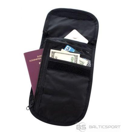 Travelsafe Checkout / Melna