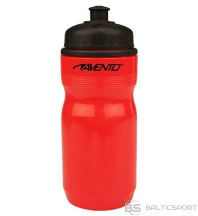 Schreuderssport Sports Bottle AVENTO 500ml 21WB Red/Black