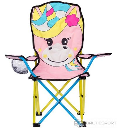 Schreuderssport Folding chair for kids ABBEY 21DW UNICORN