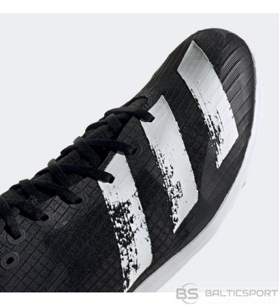 Adidas distancestar m eg1201 kurpes / 48 / Melna