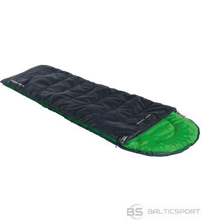 Sleeping Bag High Peak Easy Travel 220x75x50 Dark Green-Green 20068