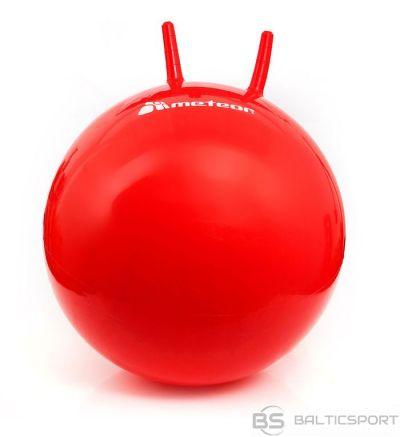 Bumbas ar ragiem - Meteor Bouncy ball 55cm lecambumba