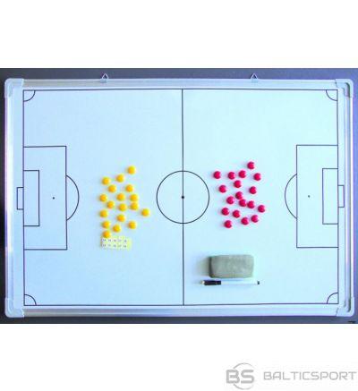 Taktiskā mape 60 x 90 cm - futbola