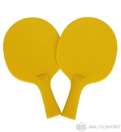 Maxwel Rakete p-pong dzeltenā krāsā /  /