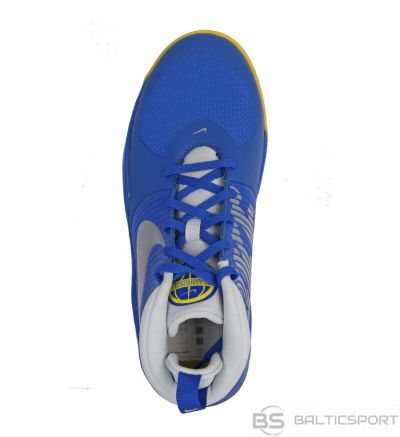 Nike Team Hustle D 9 (GS) AQ4224 404/38 / Zila kurpes