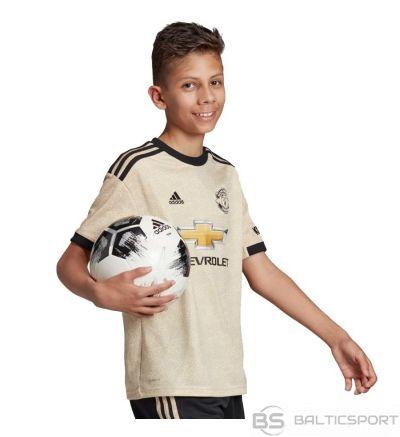 Adidas Manchester FC Away JSY Y DX8945 krekls / beżowy / 140 cm
