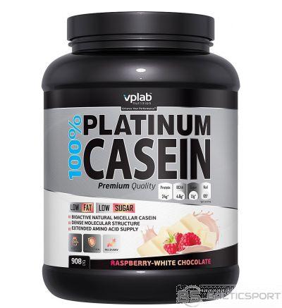 VPLab 100% Platinum Casein 908 g - Aveņu-baltās šokolādes / 908 g