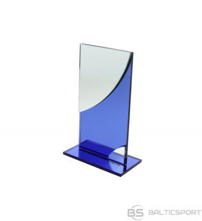 Polcups stikla trofeja / 20 cm /