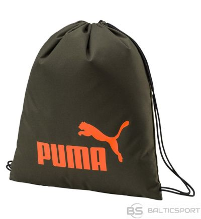 Mugursoma Puma Phase sporta soma 074943 05 / Zaļa /