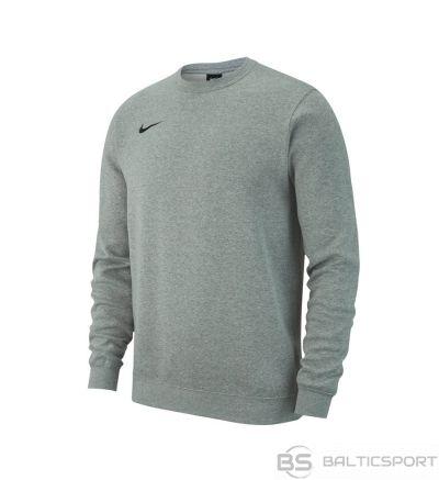 Nike Crew Y Team Club 19 sporta krekliņš AJ1545 063 / Pelēka / M (137-147cm)