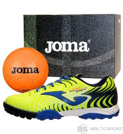 Joma Super Copa JR 2011 TF SCJS.2011.TF + Bezmaksas futbols / Dzeltena / 38