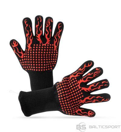 Heat resistant gloves TasteLab AU-GV