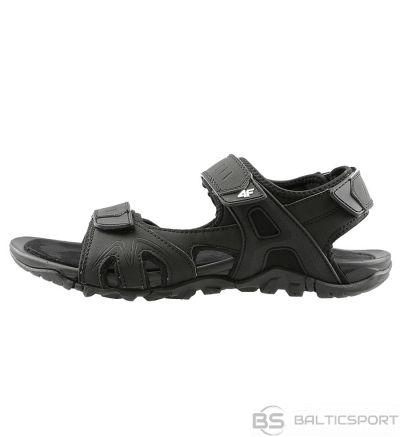 Sandales 4F H4L20-SAM002 20S / Melna / 45