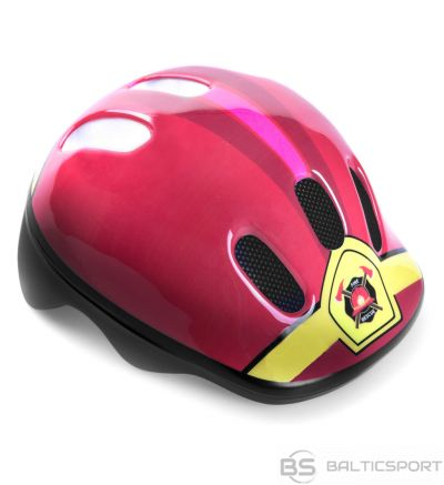 Spokey  Bicycle helmet BIKER FIREMAN, 49-56 cm