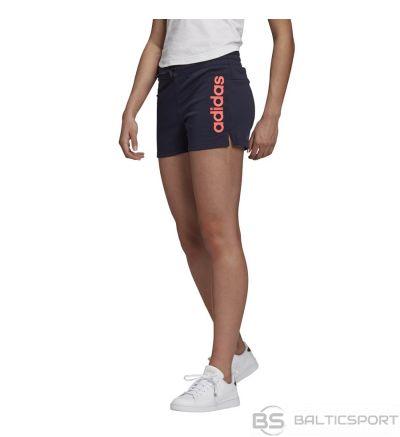 Adidas W E LIN Short GD3014 / L / Jūras zila