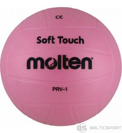 Softball MOLTEN PRV-1 for leisure, pink