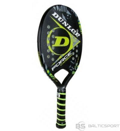 DUNLOP Beach tennis racket FORCE CARBON 355g