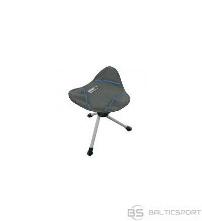 High Peak Tarifa 3-Leg Stool saliekamais tērauda krēsls/trijkājis (44143)