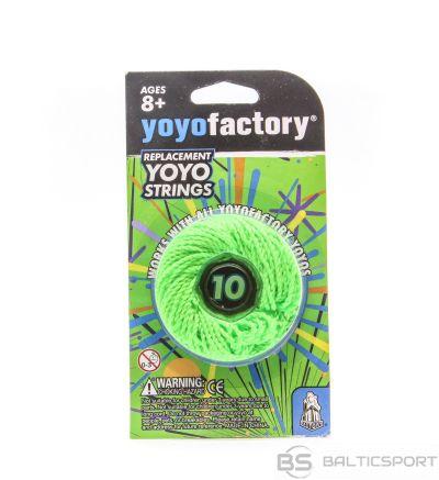 Aksesuārs Yoyo Strings 10pcs - Green