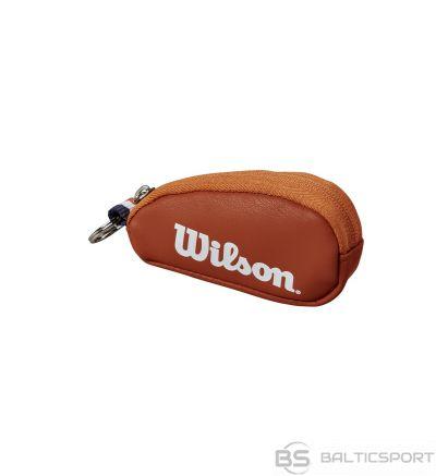 Wilson ROLAND GARROS KEYCHAIN BAG CLAY/Wh