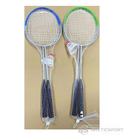 BS Metāla badmintona komplekts un slēdzenes Enero 1000824