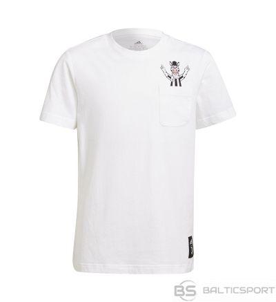 T-krekls Adidas Juventus Kids Tee GR2897 / Balta / 164 cm