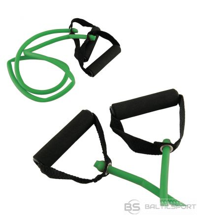 Fitness tube TOORX AHF-145 medium with two handles