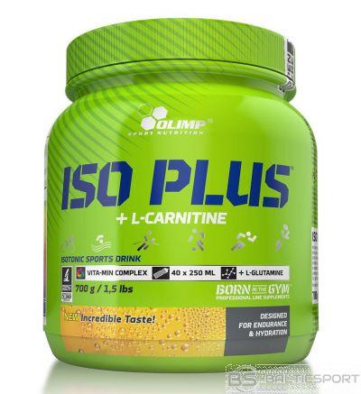 Olimp Sport Nutrition Olimp Iso Plus Isotonic powder - Apelsīnu / 700 g