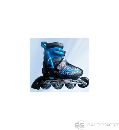 Bērnu regulējamās skrituļslidas - Action- zils  2 in 1