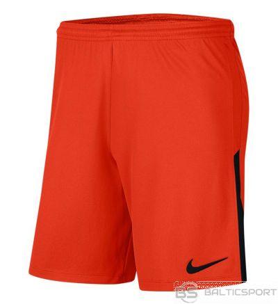Nike Dri Fit Knit II BV6852 891 šorti / Oranža / XXL
