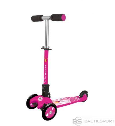Scooter NEXTREME ADVENTURE KID PRINCESS 3 castors